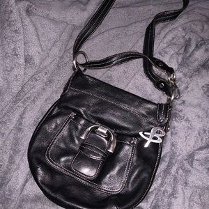 B. Makowsky Black Crossbody
